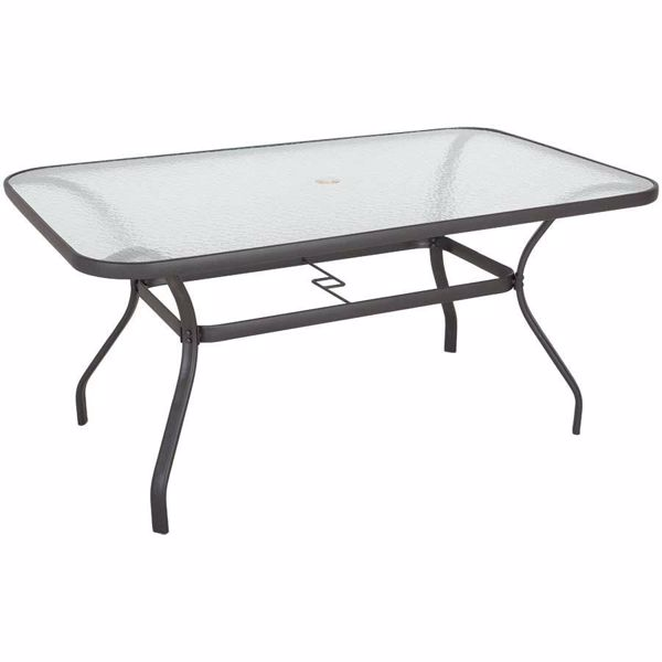 Picture of Bocara Rectangular Patio Table