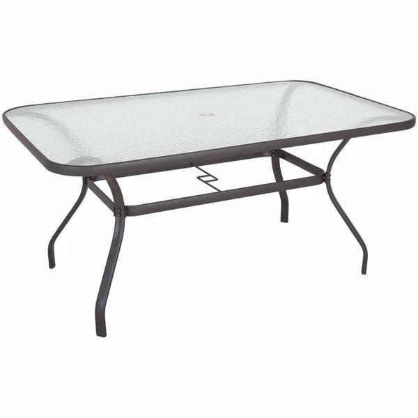 Bocara Rectangular Patio Table