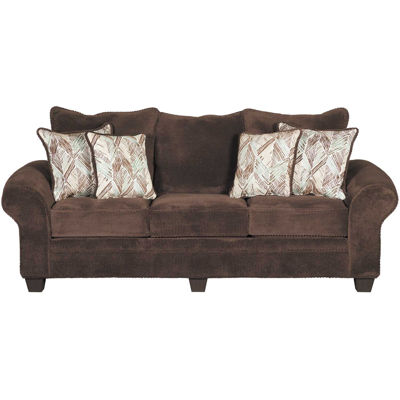 Picture of Artesia Chocolate Sofa