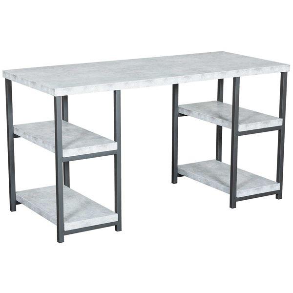 Picture of Ashlar Gray Concrete Desk