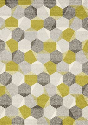 Picture of Camino Modern Hexagons 5X8