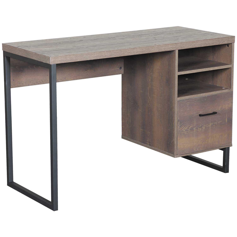 Picture of Candon Mocha Oak Desk