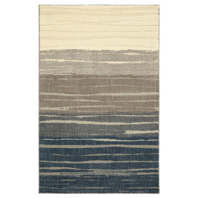 Picture of Pagosa Blue 5x8 Rug