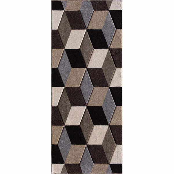 Picture of Pinnacle Fontanelle Blocks 2x7 Rug