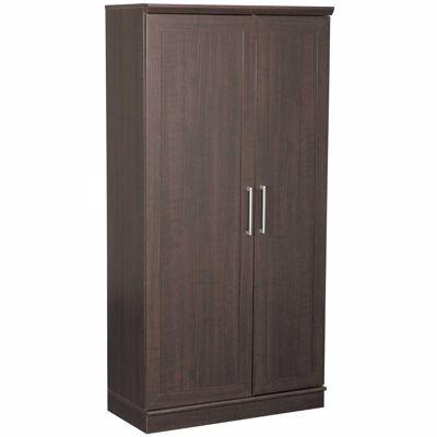 Picture of HomePlus Storage Cabinet in Dakota Oak