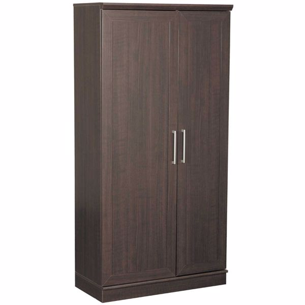 Picture of HomePlus Storage Cabinet in Dakota Oak