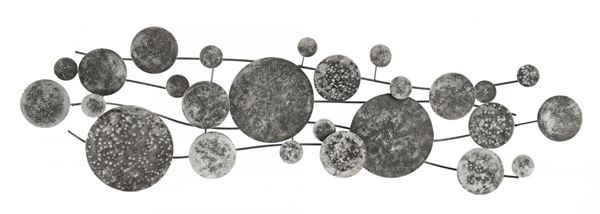 Picture of Spheres Metal Wall Decor