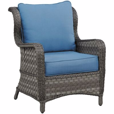 Picture of Abbots Court Lounge Chair with Cushion