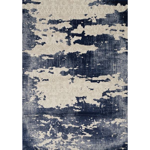 Picture of Alida Blue Stone Rug