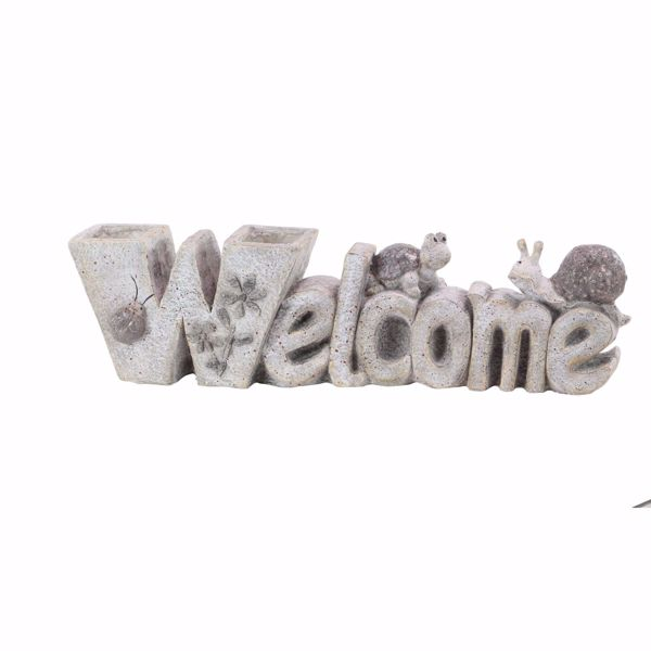 Picture of Welcome With Snails