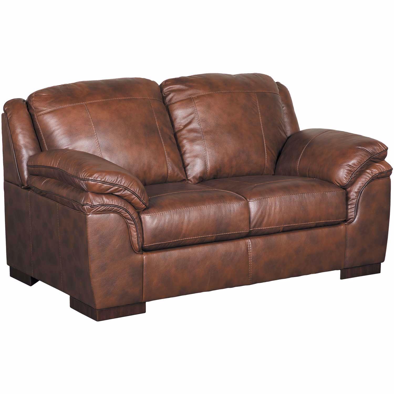 Miraculous Islebrook Canyon Leather Loveseat 1520335 Ashley Spiritservingveterans Wood Chair Design Ideas Spiritservingveteransorg