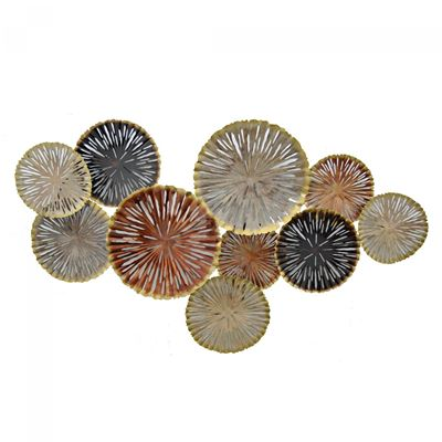 Picture of Metal Wall Art Spice Tone