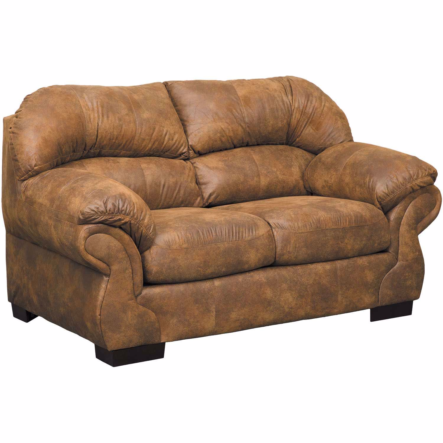 Amazing Pinto Tobacco Loveseat 6270L Pinto Tobacco Simmons Frankydiablos Diy Chair Ideas Frankydiabloscom