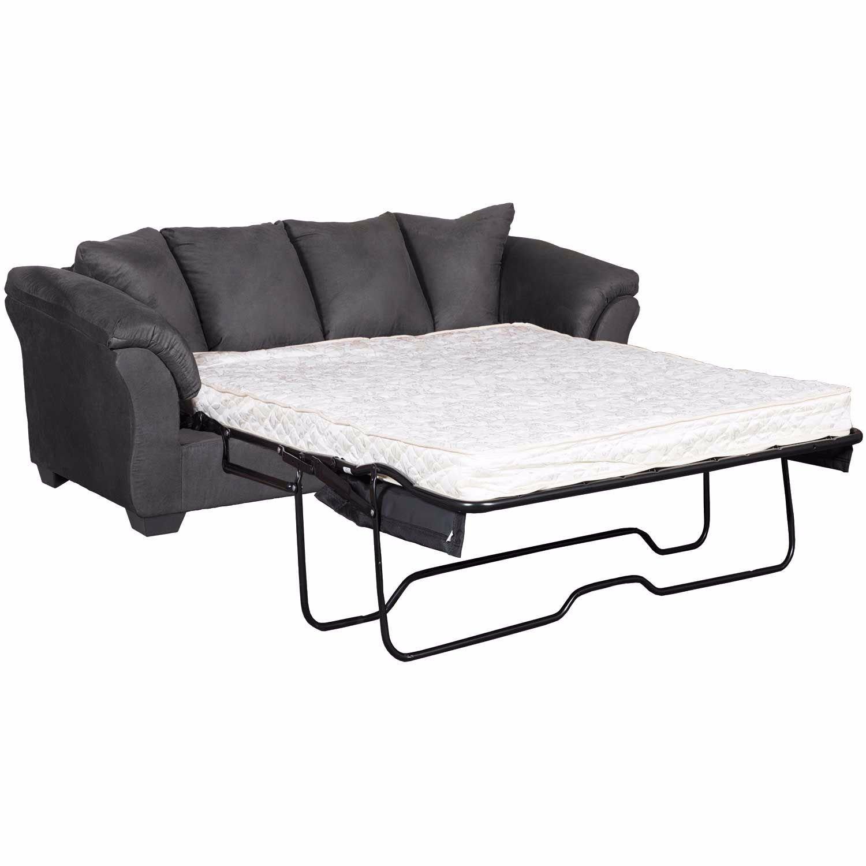 reputable site 98793 ecd2e Darcy Black Full Sleeper | 7500836 | Ashley Furniture | AFW.com