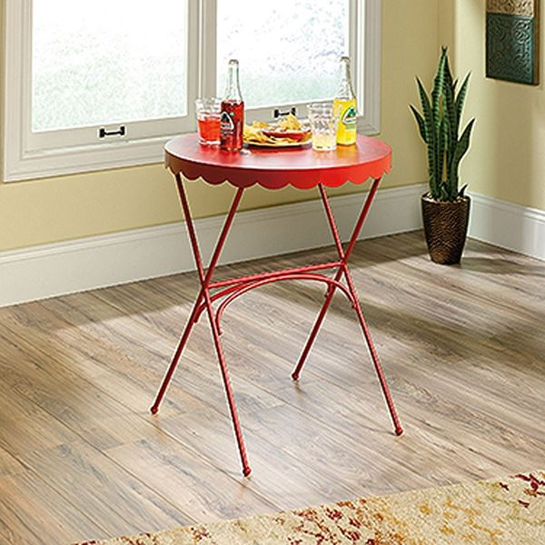 Picture of Viabella Bistro Table Red * D