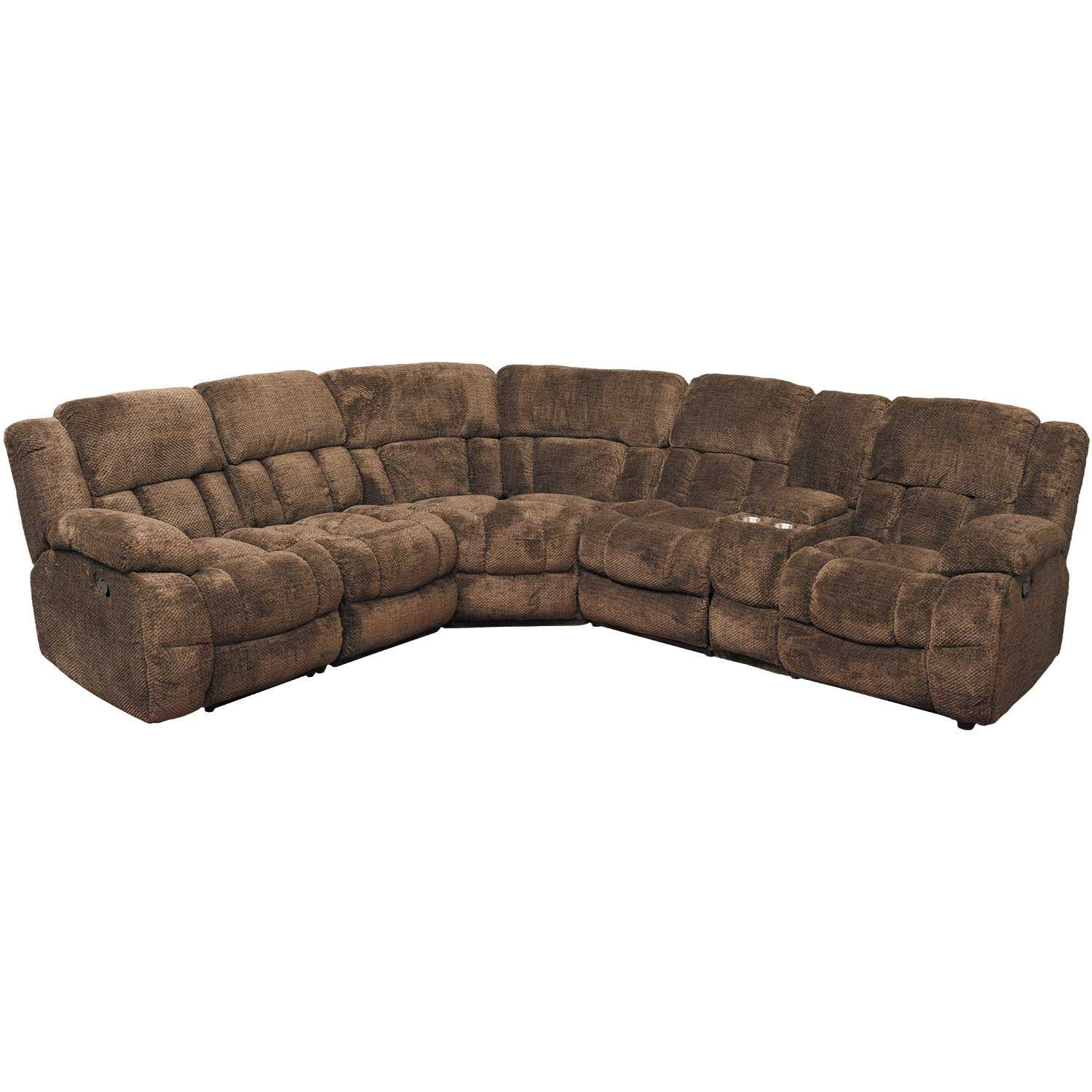 Picture of Eldon 6 Piece Reclining Sectional