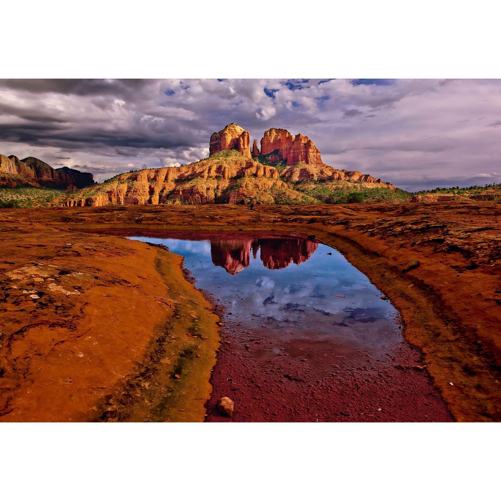 Slick Rock Trail 32x48