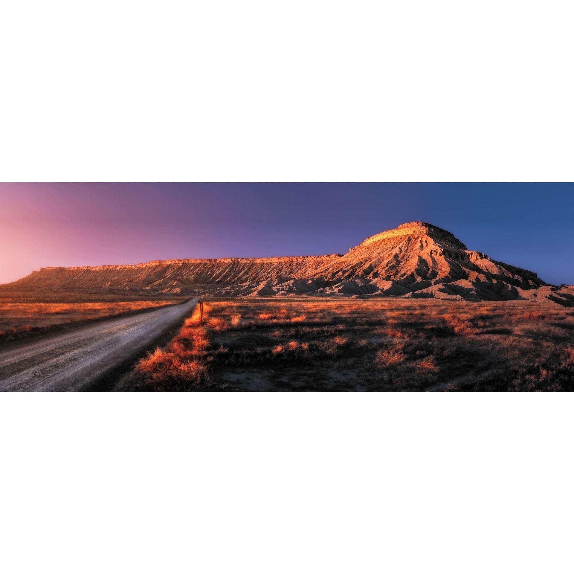 Mount Garfield 60x20