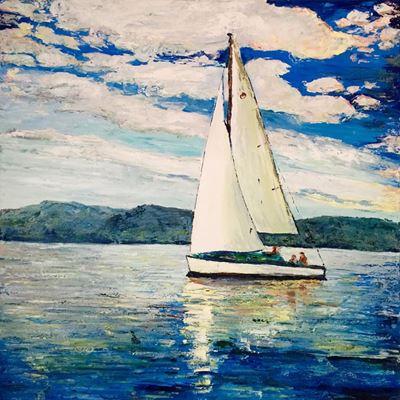 Sail 24x24
