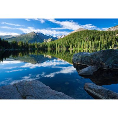 Bear Lake 48x32