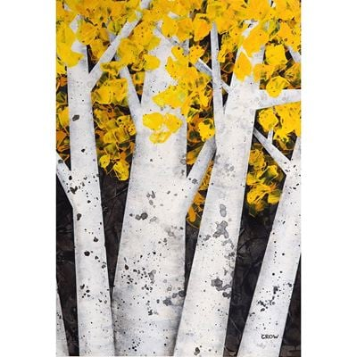 Colorado Aspens I 32x48