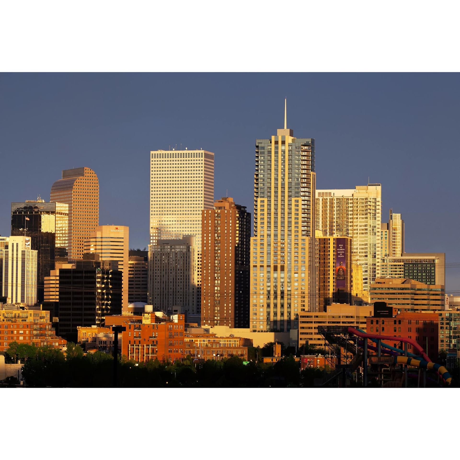 Downtown Denver 48x32