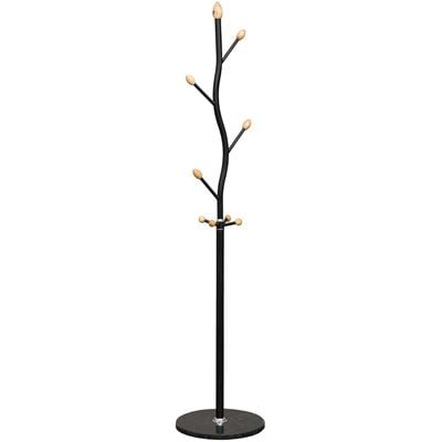 Picture of Black Metal Tree Coat Rack
