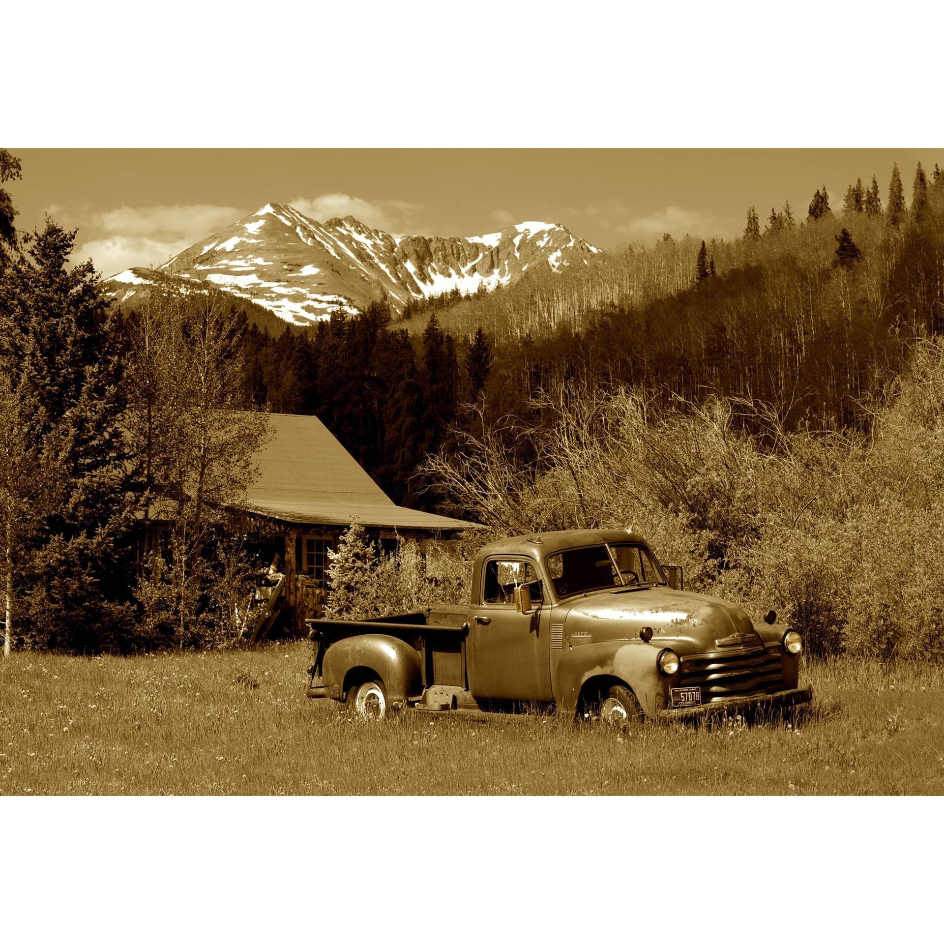 Mountain Solitude 48x32