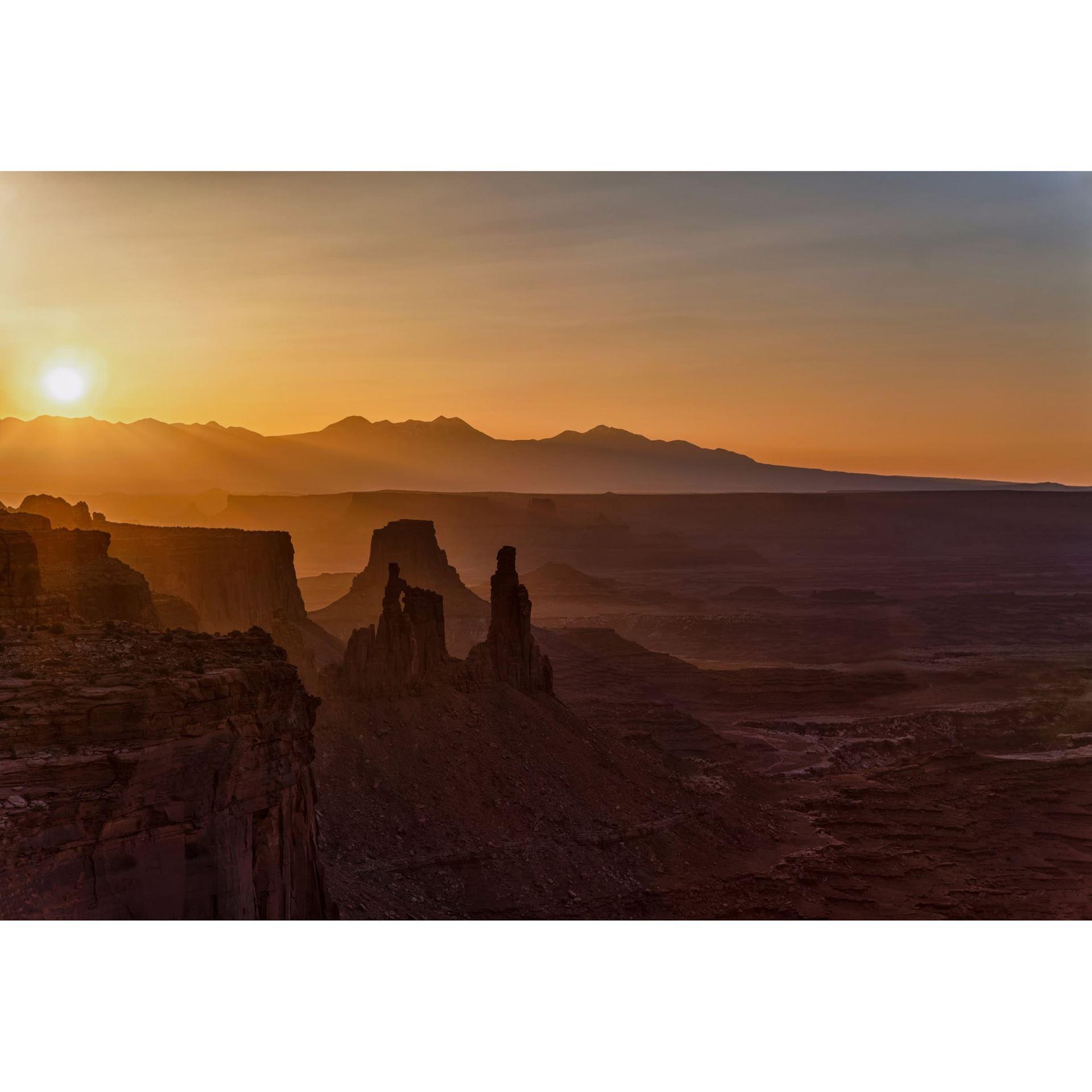 Canyonlands Awaken 48x32