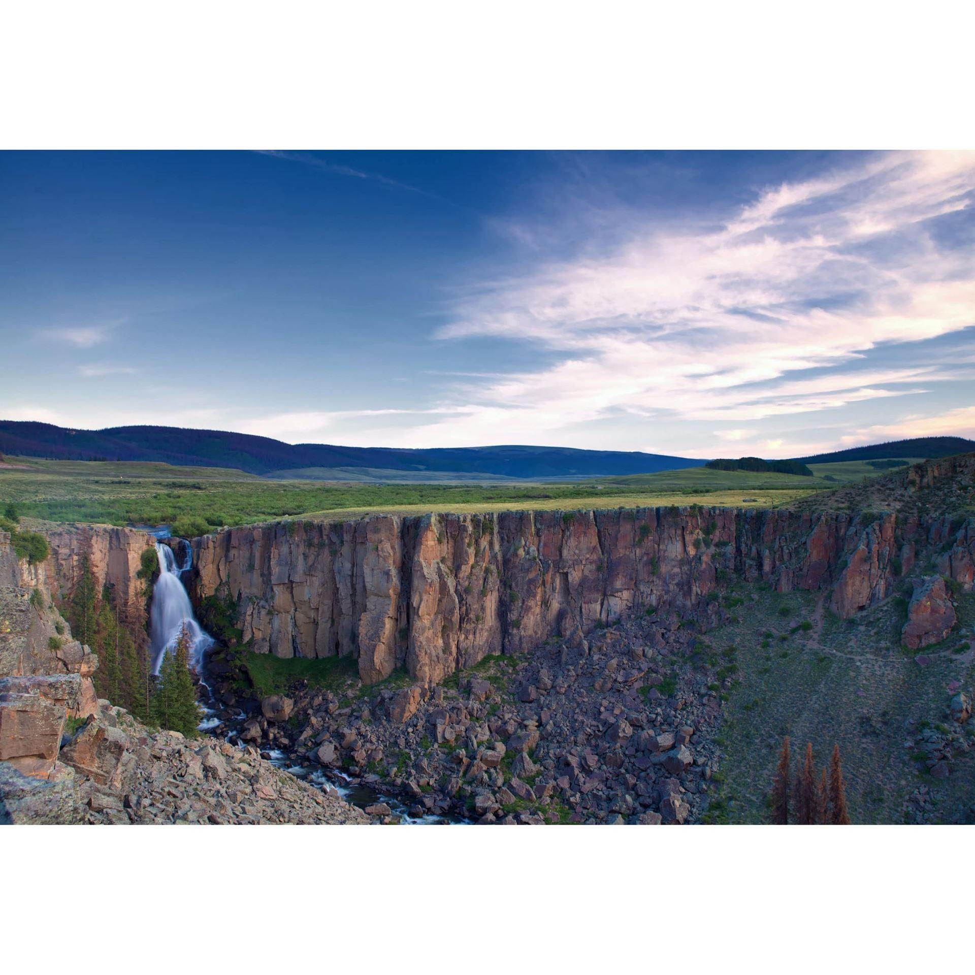 North Clear Creek Falls 36x24