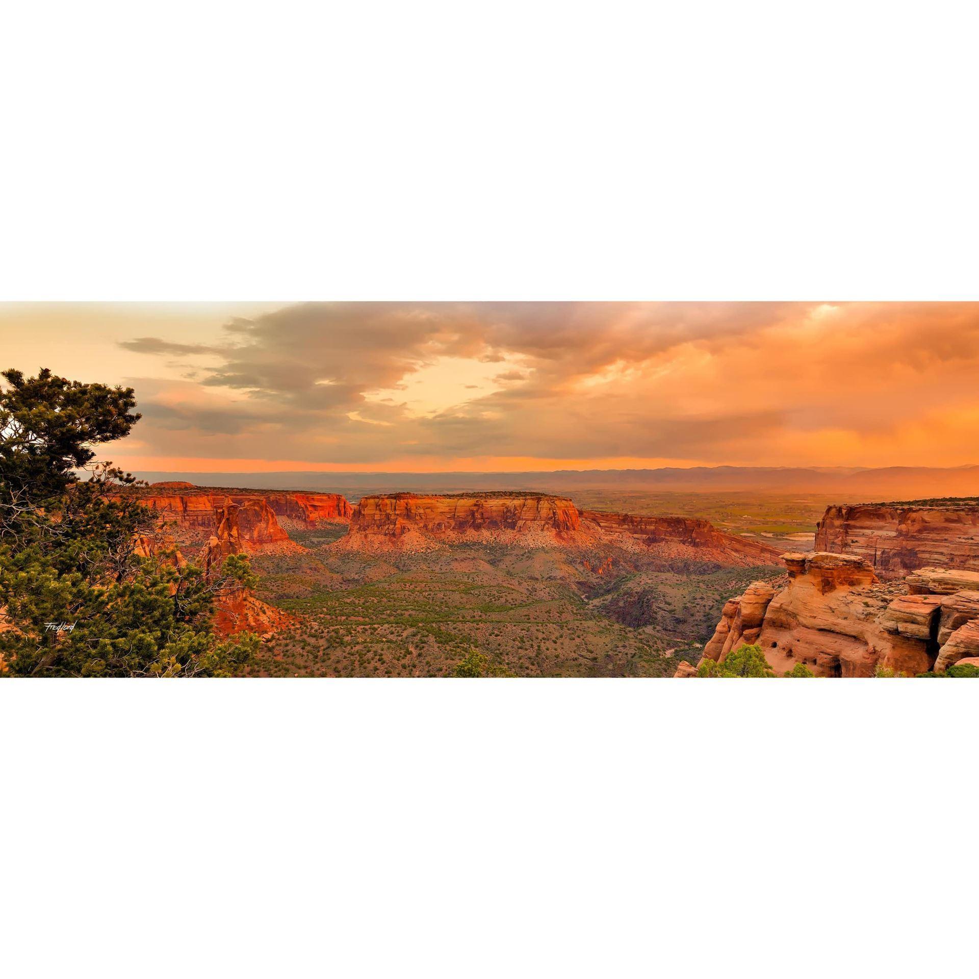Colorado National Monument Sunrise