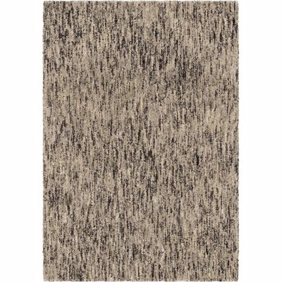 Picture of Super Shag Silver Multi 5x7 Rug