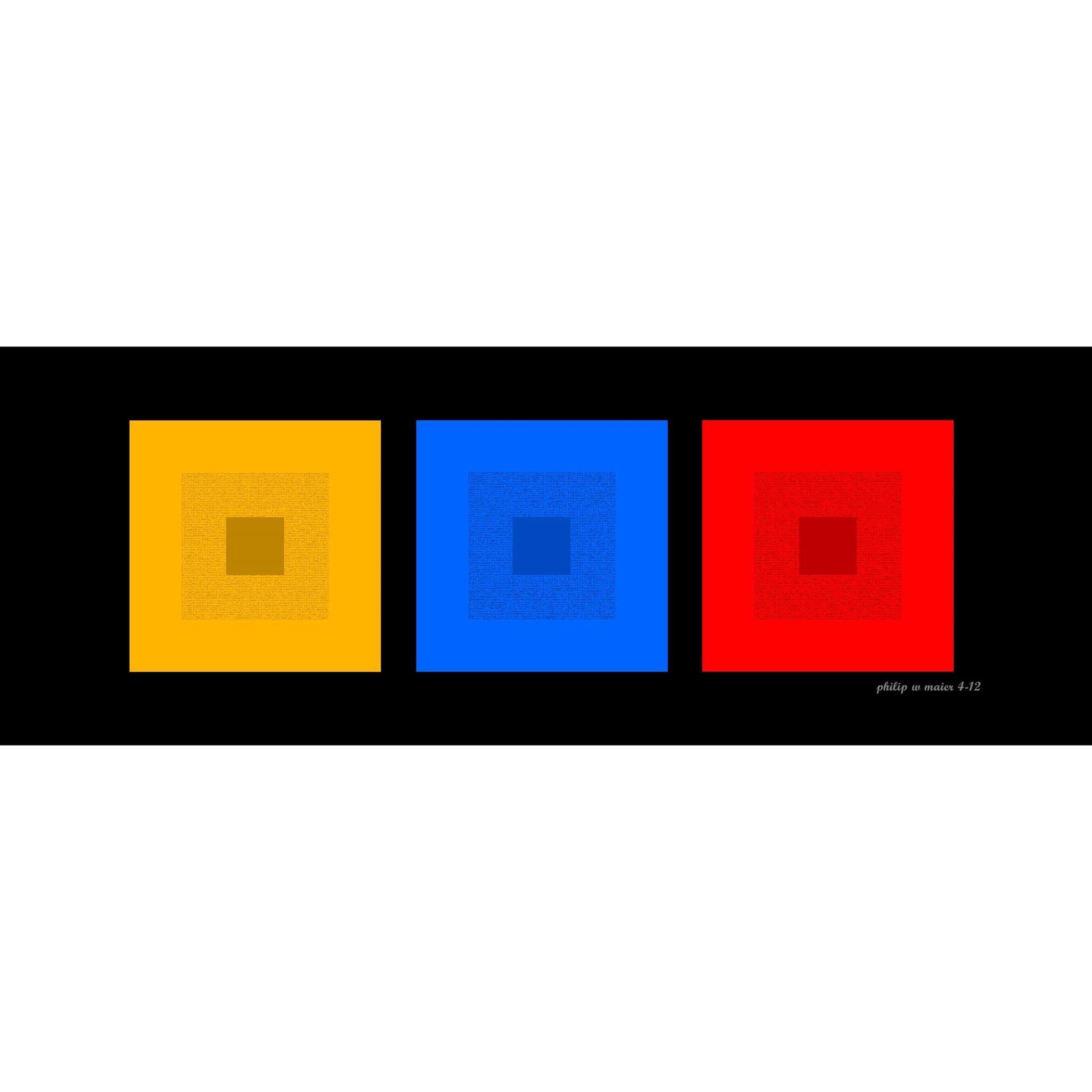 Primary Colors 60x20