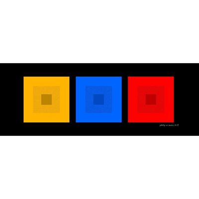 Primary Colors 60x20