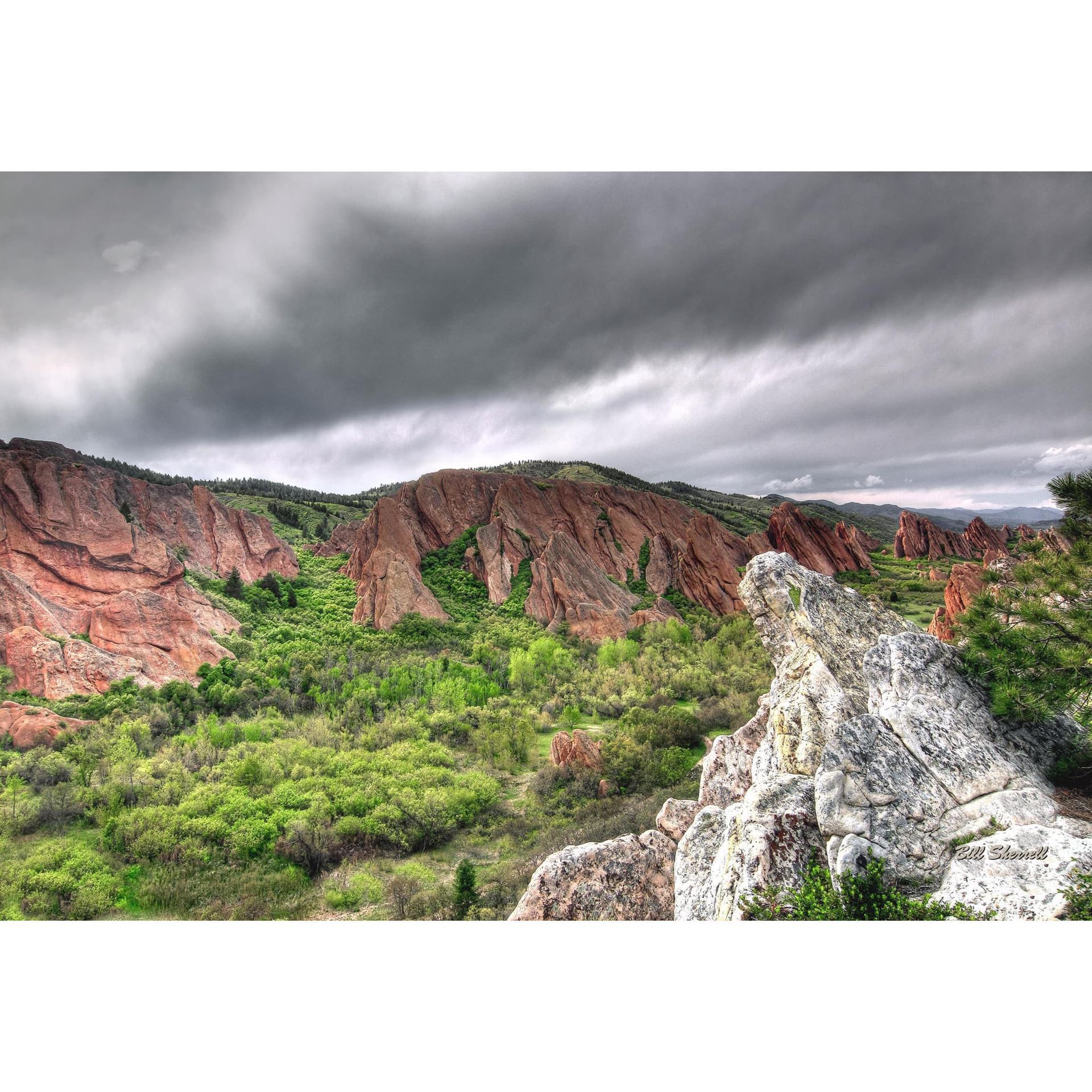 Rocks Of Distinction 48x32