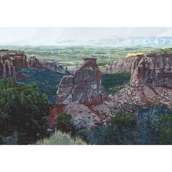 Independence Rock 48x32