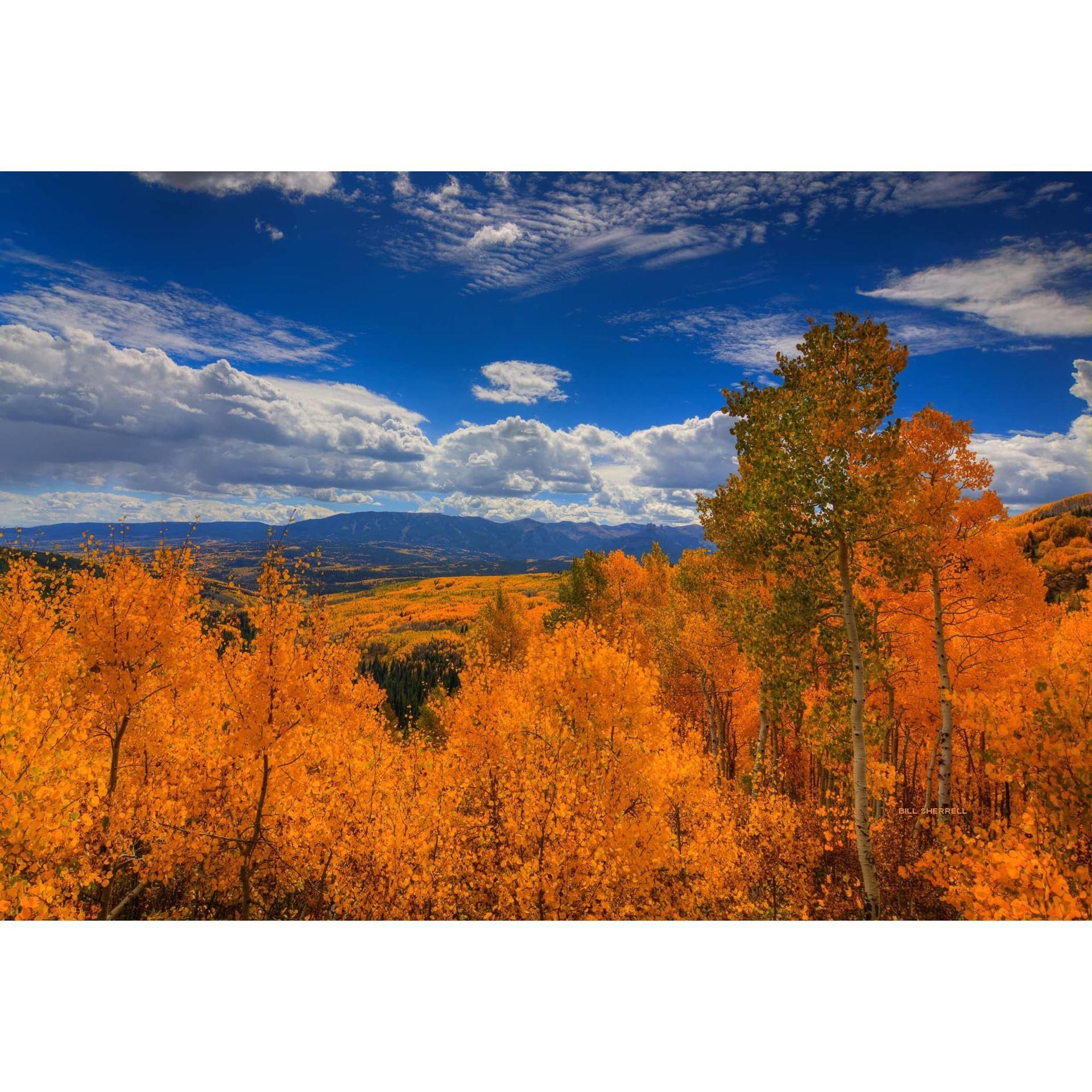 Autumn Wildfire Ohio Pass