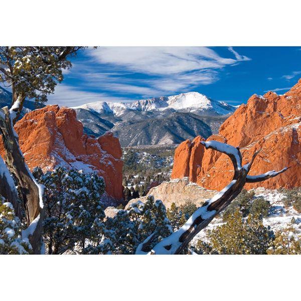 Majestic Pikes Peak 36x24