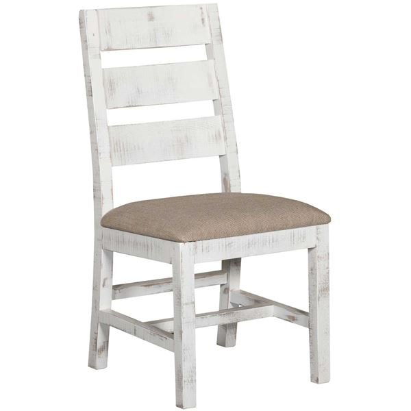 Picture of Pueblo White Side Chair