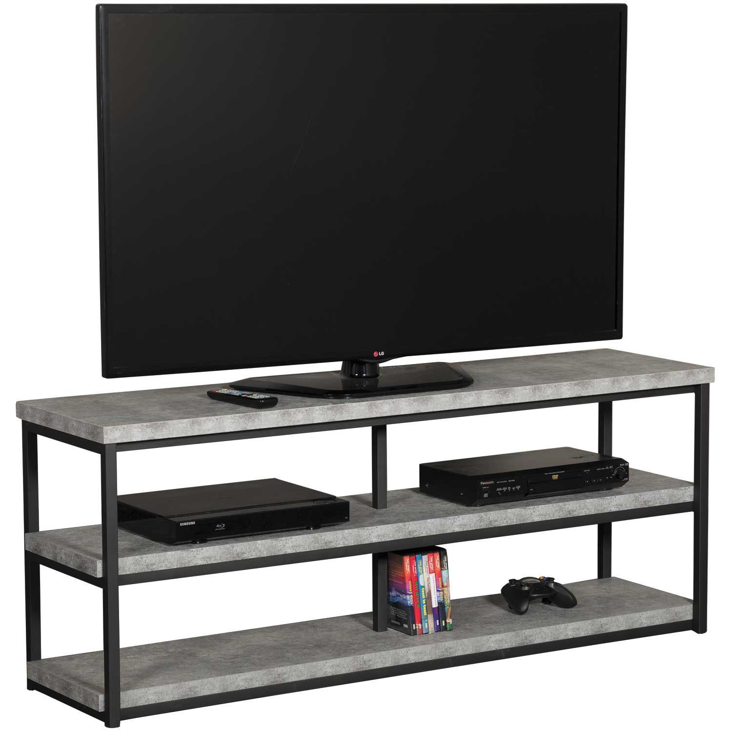 "Picture of Ashlar Gray 65"" TV Stand"