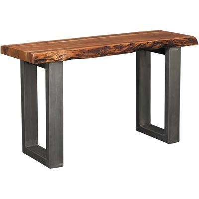Picture of Vintage Live Edge Console Table