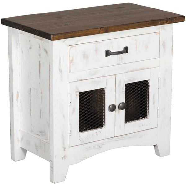 Picture of Pueblo White Nightstand
