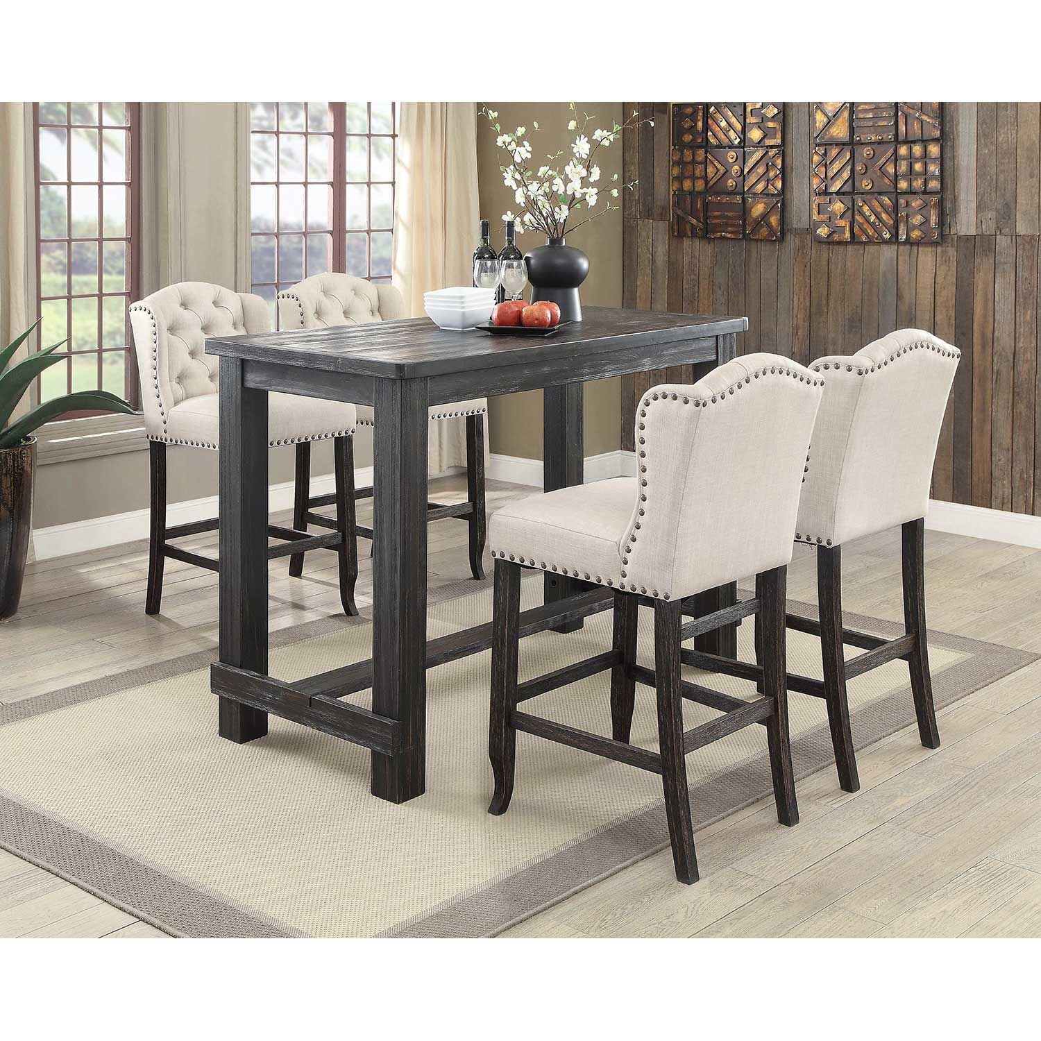 Picture of Ivie Upholstered Barstool