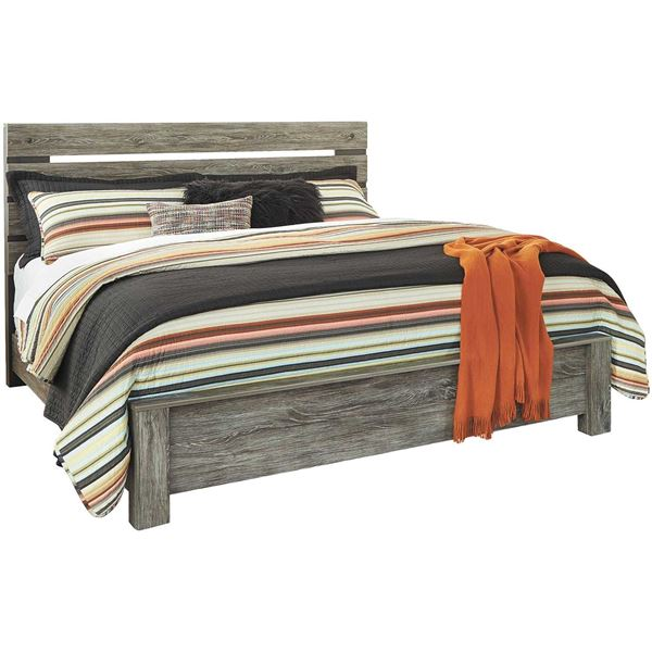 Picture of Cazenfeld King Panel Bed