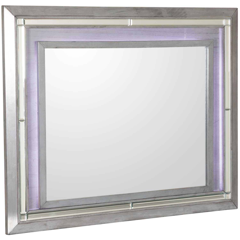 Picture of Titanium Mirror