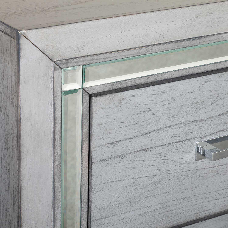 Picture of Titanium 7 Drawer Dresser