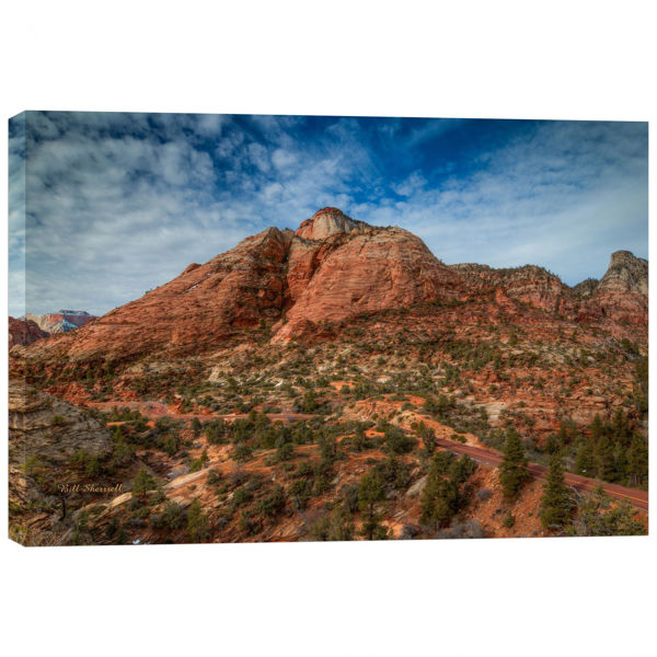 Picture of The Road To Zion 24x36 *D