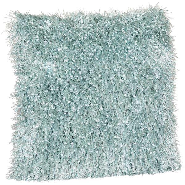 Picture of 20X20-Pillow Eyelash Shag Light Blue