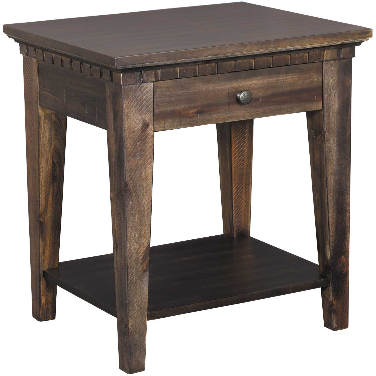 Picture of Morrison Side End Table