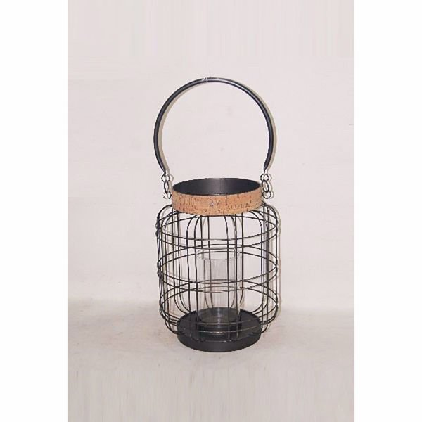 Picture of Open Wire Cork Basket